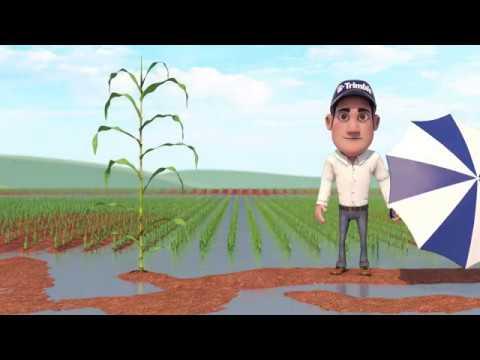 Solução de Manejo da Água Trimble maximiza eficiência em campo