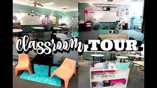 MY CLASSROOM TOUR | FOURTH GRADE
