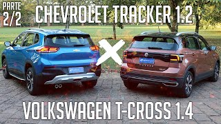 Chevrolet Tracker x Volkswagen T-Cross (Pt.2)