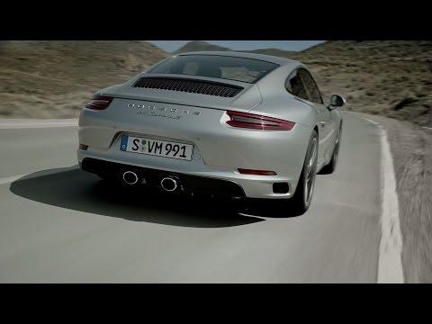 The new Porsche 911 Carrera – Engine
