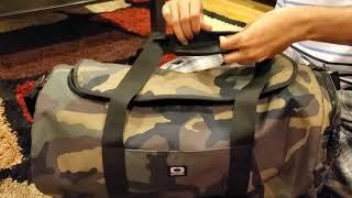 OGIO Alpha Core Recon 335 Duffel Bag - Camo