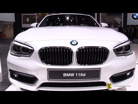 Bmw 1 Series F20 Хетчбек класса C - рекламное видео 3