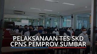 Ratusan Peserta CPNS Pemprov Sumbar Gugur, BKD: Tanpa Berita Dianggap Mengundurkan Diri