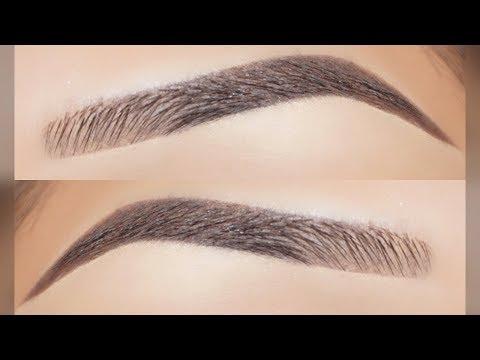 20339f45e Eyebrow tutorial + Tips + طريقه رسم الحواجب | OZO - Youtube Download
