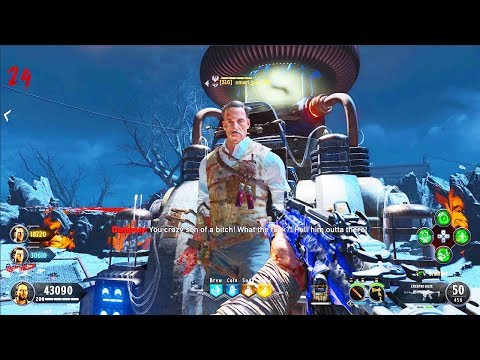 COMPLETE BLOOD OF THE DEAD EASTER EGG GAMEPLAY! (Black Ops 4 Zombies)