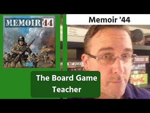 Board Game Teacher: Memoir '44