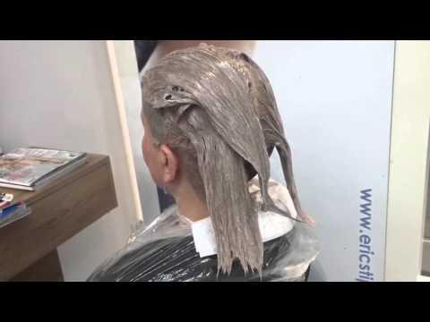 Koncepcja maska do włosów