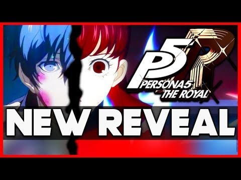 NEW PERSONA 5 ROYAL REVEAL - NEW CONTENT, CHARACTERS AND MORE!