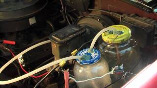 Vacuum Pressure Hydrogen fuel cell defeats high gas prices using hydrogen from H2O.