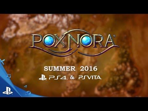Pox Nora - E3 Trailer | PS4, PS Vita thumbnail