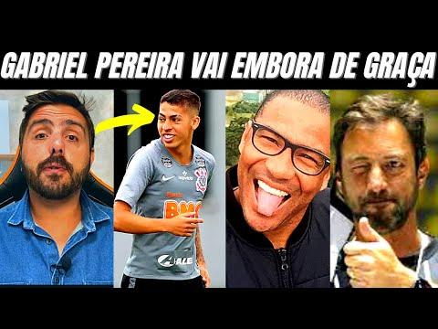 URGENTE GABRIEL PEREIRA RECUSA OFERTA DO TIMO! VAI SAIR DE GRAA?