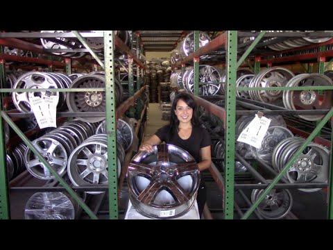 Factory Original Pontiac Grand Am Rims & OEM Pontiac Grand Am Wheels – OriginalWheel.com