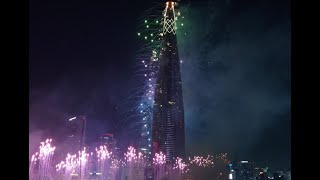 Lotte Tower Fireworks 2019 in Seoul!!!