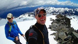 Snow Shoeing A Volcano: Mt. Rainier
