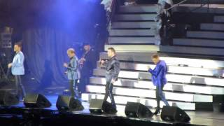 Westlife - Ain't That A Kick In The Head - Last ever concert Croke Park 23.06.2012