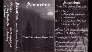 Absurdus - The Ending of the Path