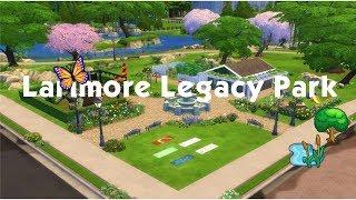 The Sims 4 || Build Newcrest || Larimore Legacy Park