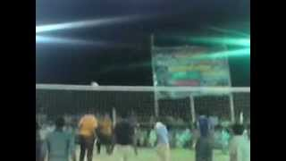 preview picture of video 'gohar club shaidu vs rameez club amankot volleyball match part  2'