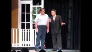 "Damn Yankees ""Six Months Out Of Every Year"" & Opening Scene (Farmingdale High School)"