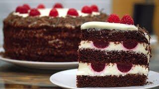 Потрясающий торт Сюрприз! | Наш самый любимый торт | Кулинарим с Таней