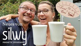 Ein WUNSCH geht in Erfüllung | bei SILWY gibt es KAFFEEBECHER & bei uns gibt es eine VERLOSUNG | ♡