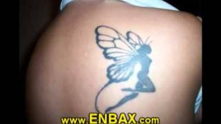 Fairy Tattoos: Fantasy Fairies, Angels, Flying Creatures!