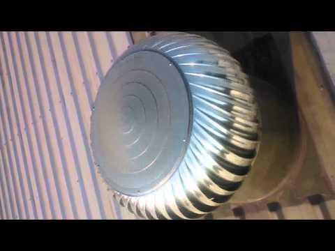 Natural Eco Ventilator