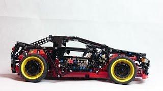 Lego Technic 8880 evo