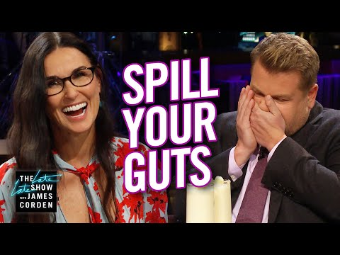 Spill Your Guts or Fill Your Guts w Demi Moore