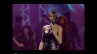 Whitney Houston   It's Not Right But It's Ok   Brit Awards 1999   Tuesday 16th February 1999