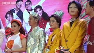 Ngọc Trinh, Diệu Nhi, Lê Giang xúc động chia sẻ kỷ niệm trong phim Vu quy đại náo