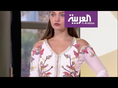 العرب اليوم - شاهد: القفطان المغربي بأنامل سلمى بن عمر
