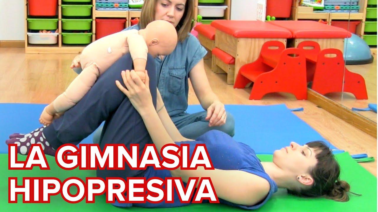 Qué es la gimnasia hipopresiva | Gimnasia para el posparto
