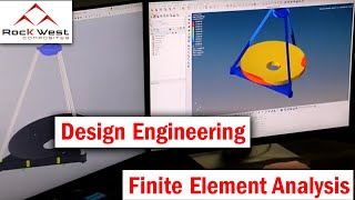Design Engineering and FEA