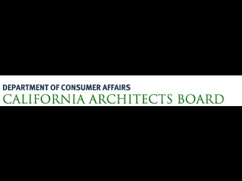 California Architects Board Meeting--December 10, 2015 Mp3