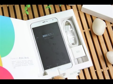 Meizu MX4 (M461) 16GB LTE White