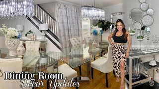 DECORATE WITH ME | DINING ROOM DECOR IDEAS 2020