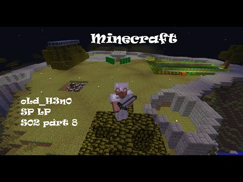 Minecraft SPLP S02 part 8. - Kecame a makame :)