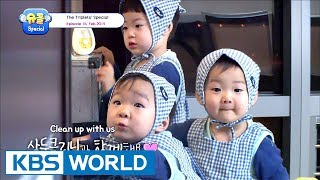The Return Of Superman   The Triplets Special Ep.16 [ENGCHN2017.08.25]