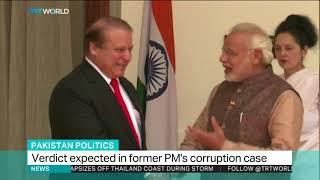 Pakistan Court To Announce Verdict In Sharif's Corruption Trial