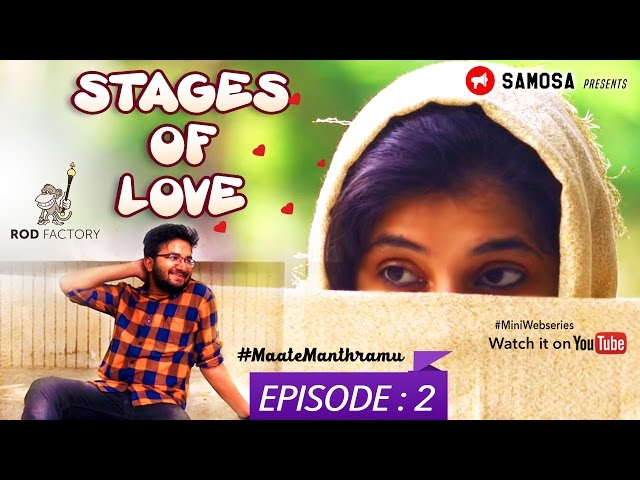 Stages of Love – Telugu Web Series – Episode 02
