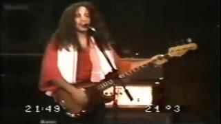 LOS ROCKEROS VAN AL INFIERNO-BARON ROJO EN DIRECTO 1984