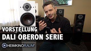 Vorstellung DALI OBERON Lautsprecher Serie, die Nachfolger der DALI ZENSOR