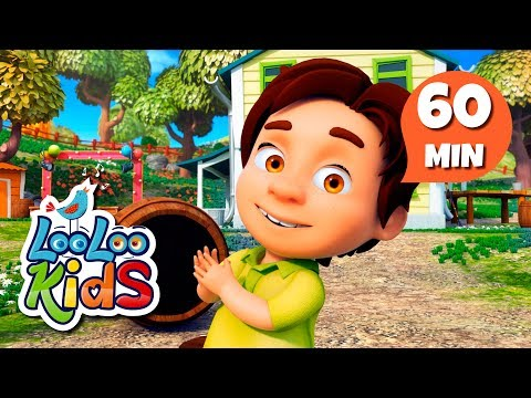 A Ram Sam Sam - Educational Songs for Children | LooLoo Kids