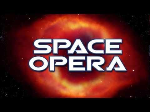 SPACE OPERA II - Jornadas Inimagináveis em uma Galáxia Não Muito Distante (book trailer)