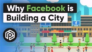 Why Facebook is Building a City