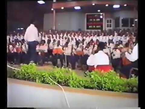 All Hail Medley (Arr. Albert Oikelome) Deeperlife Music concert  '99