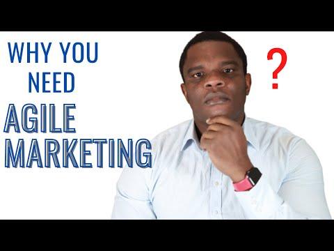 Why Agile Marketing? - YouTube