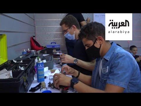 العرب اليوم - شاهد: سباق السيارات من لعبة إلى تحدٍ للبالغين في مصر