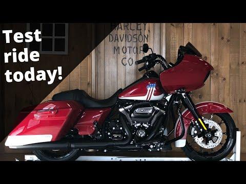 2020 Harley-Davidson Road Glide Special in Harrisburg, Pennsylvania - Video 1